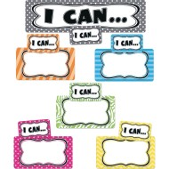 I Can Mini Bulletin Board Set