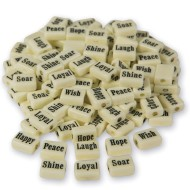 Inspirational Beads Pack, 12mm (Bag of 144)