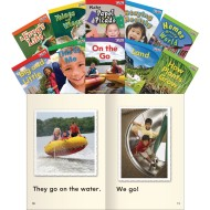 Time for Kids® Non Fiction Readers Grade 1