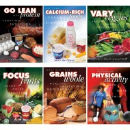 MyPlate Poster Pack (Pack of 6)