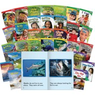 Time for Kids® Grade-Leveled Nonfiction Reader Book Sets (Set of 30)