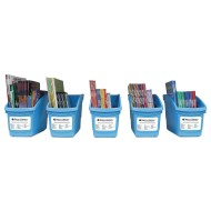 Fifth Grade Leveled Classroom Library Books (Set of 120)