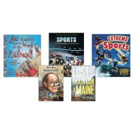 Third Grade Essential Levels Q & R Books