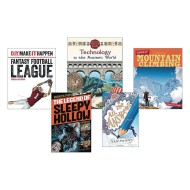 Fifth Grade Classroom Library Level T Books