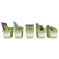 Kindergarten Leveled Classroom Library Books (Set of 120)