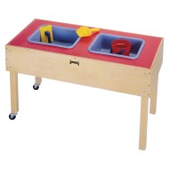 Two-Tub Sensory Table,