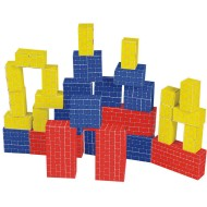 Melissa & Doug® Basic Cardboard Blocks