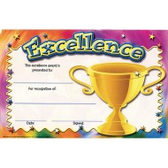 Recognition Trophy Awards (Pack of 36)