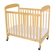Serenity™ Compact Fixed Side Crib