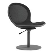 Net Series Height Adjust Swivel Chair Set
