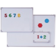 Magnetic Dry-Erase Board, 24
