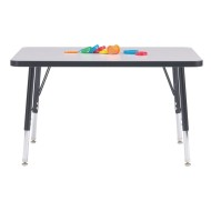 Rectangular Toddler Table 24