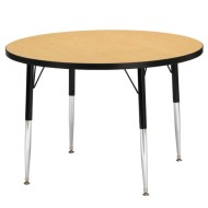 Jonti-Craft® Round Activity Table, 48