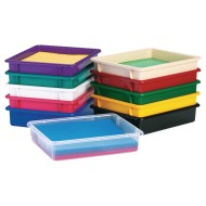 Plastic Storage Paper Trays, 11