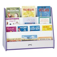 Jonti-Craft® Rainbow Accents® 2-Sided Mobile Pick-A-Book Stand