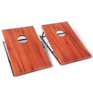 2-In-1 Cornhole and Ladder Toss Game