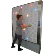 T-WALL Exergame Touch Wall 64