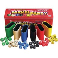 Let's Have A Farkel Party Game