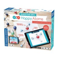 Happy Atoms Magnetic Molecular Modeling Introductory Set and iOS App