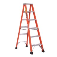 Fiberglass Step Ladders Type 1A