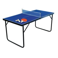 Mini Table Tennis, Junior-Sized Table