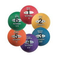 Spectrum™ 5-in-1 Playground Balls, 8-1/2