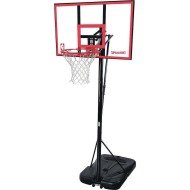 Spalding® Hercules Portable Adjustable Height Basketball System