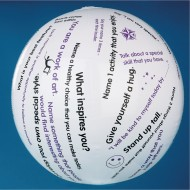 Toss 'n Talk-About® Me Ball