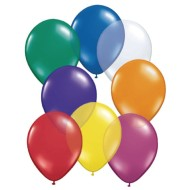 Qualatex® Balloons, Jewel Tone Assortment, 11