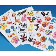 3-D Foam Sticker Mega Pack