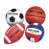 Spectrum™ Lite Series Sport Ball Easy Pack