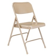 NPS® 200 Series Premium Folding Chair Value Pack (Pack of 4)