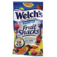 Welch's Mixed Fruit Snacks (Pack of 48)