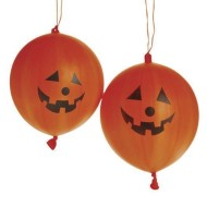 Pumpkin Punch Balls (Pack of 12)