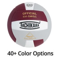 Tachikara® SV-5WSC Volleyball (Pack of 3)