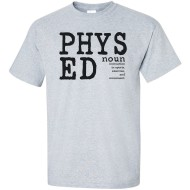 PE Definition Men's T-Shirt