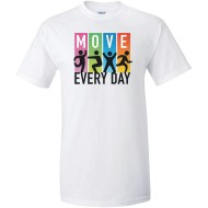 Move Every Day T-Shirt