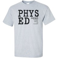PE Definition Women's T-Shirt