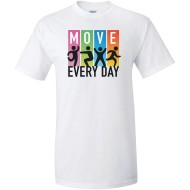 Move Every Day Men's T-Shirt