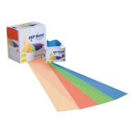 Latex-Free Resistance Band Rolls, 50 yards x 4""