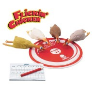 Flickin' Chicken Toss Game