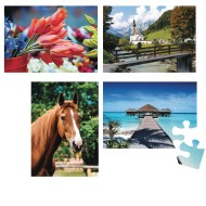 E-Z™ 28-Piece Puzzle Set B (Set of 1)