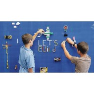 Slab Dream Lab LEGO Education® Compatible SLAB Wall