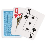 Large Face Playing Cards