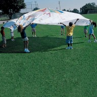 Color-Me™ 12' Parachute