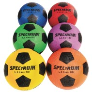 Spectrum™ Lite-80™ Soccer Ball Size 4 Set (Set of 6)