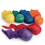 Spectrum™ Soft Touch Tail Balls (Set of 6)