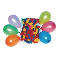 Bag of 100 Water Balloons (Pack of 12)