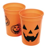 Halloween Cups, 12 oz. (Pack of 12)