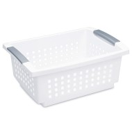 Sterilite® Medium Stacking Basket (Pack of 10)